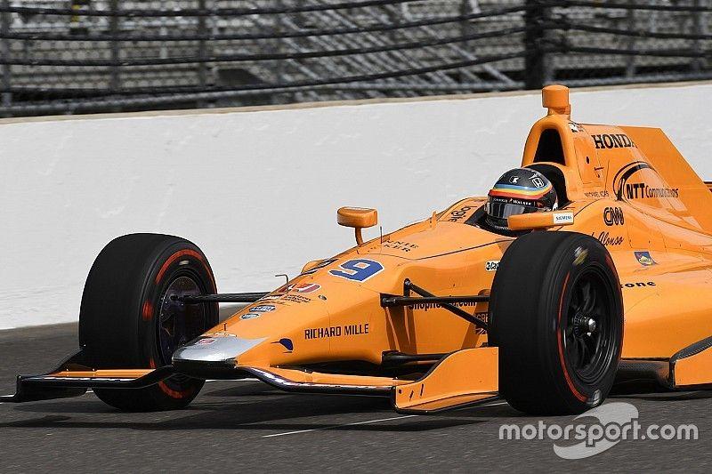 """Alonso na eerste meters in IndyCar: """"Het echte werk begint nu"""""""