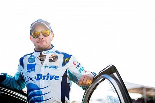 Blanchard calls time on Supercars driving career