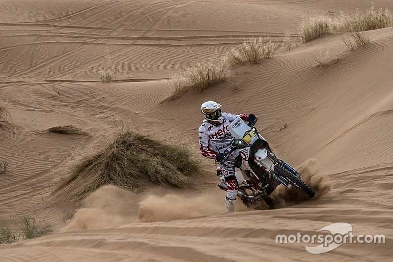 Merzouga Rally: Hero, Sherco TVS in top 10 after Stage 1