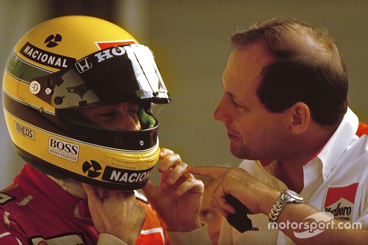 Dennis állta Senna kínzó fogadását, de az utóhatásra nem gondolt