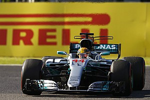 F1 Noticias de última hora Mercedes: No hay preocupación por el motor de Hamilton