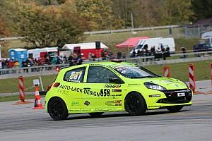 Renault Cup : le dernier coup de Denis Wolf