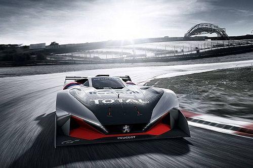 Dit is de nieuwe hypercar van Peugeot in Gran Turismo Sport