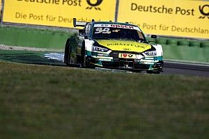 DTM Hockenheim: Rockenfeller topt derde training