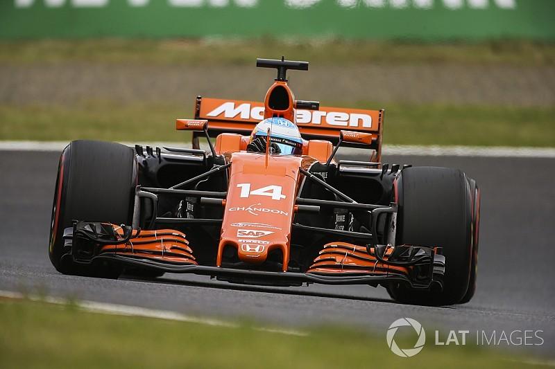 Reprimenda per Alonso per aver ignorato le bandiere blu