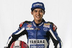 Galang Hendra tampil lagi di World Supersport 300
