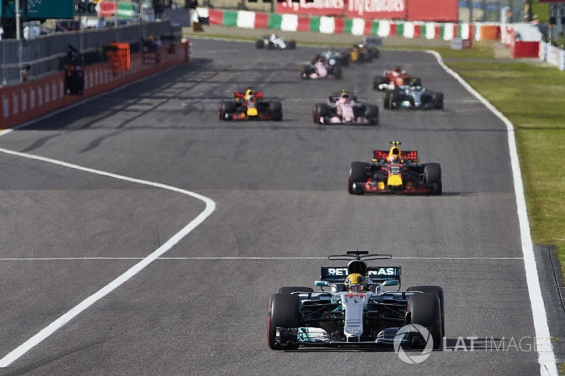 Japanese Grand Prix: what the drivers said