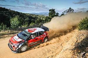 WRC Noticias de última hora El futuro de Loeb sigue en el aire tras el test en tierra con Citroen