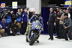 MotoGP Noticias Valentino Rossi ya piensa en la próxima temporada de MotoGP