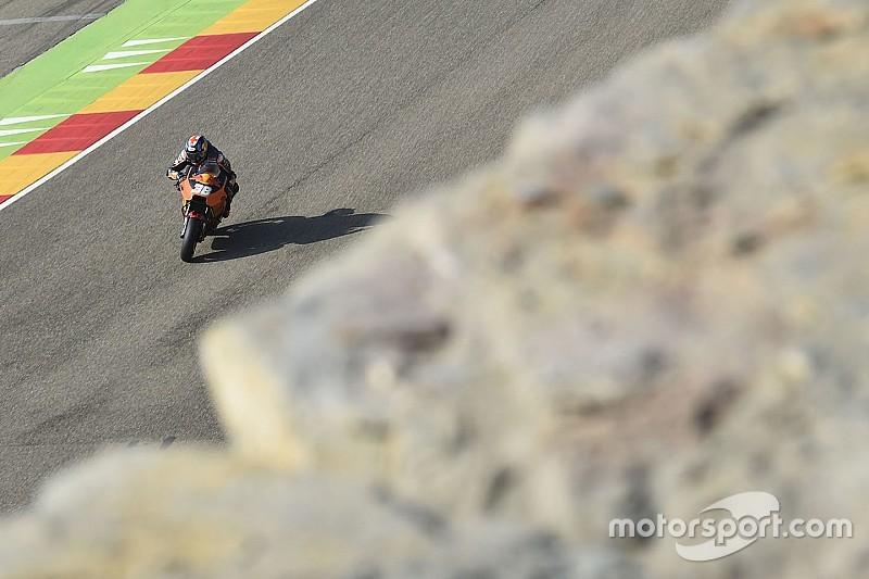 Hoe laat begint de MotoGP Grand Prix van Aragon?