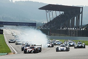 European Le Mans Yarış raporu Spa-Francorchamps ELMS: Salih'in şanssız hafta sonunda Graff, cezaya rağmen kazandı