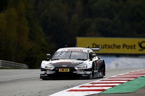 Сход Грина позволил Расту выиграть вторую гонку DTM в Австрии