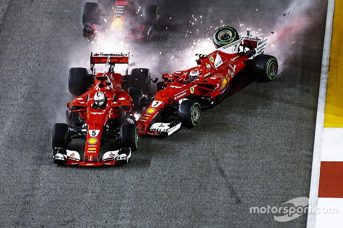 Ferrari sin puntos… ¡46 carreras después!
