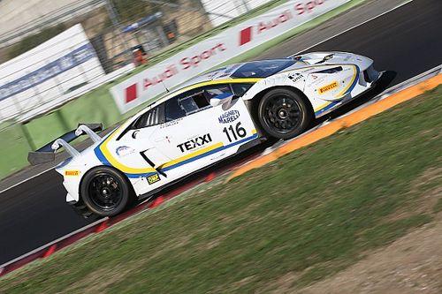 Super GT Cup-GT Cup: Gara 1 di Vallelunga va alla Lamborghini di Cazzaniga-D'Amico
