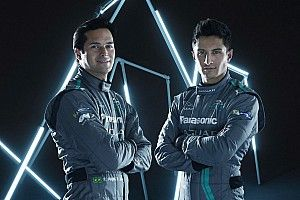 Piquet joins Evans in Jaguar's Formula E line-up