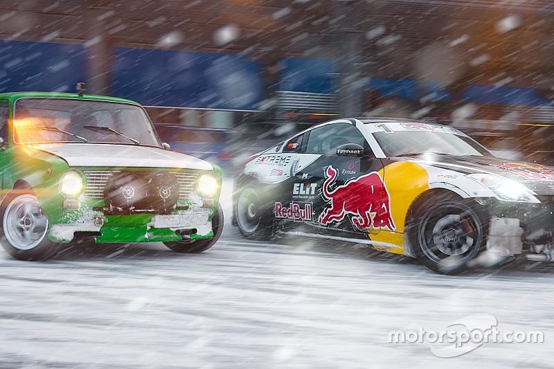 Як підготувати машину до перегонів із зимового дріфту?
