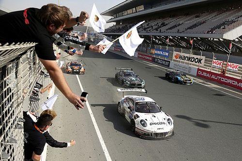 Dubai 24h: Hartley takes victory as Herberth Porsche dominates