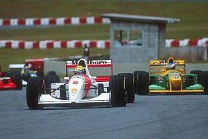 Vettel: Senna vs. Schumacher hubiera sido interesante
