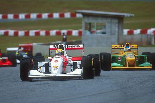Hamilton sudah selevel Senna dan Schumacher