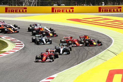 Verstappen en Raikkonen geven Bottas de schuld van touché in eerste bocht