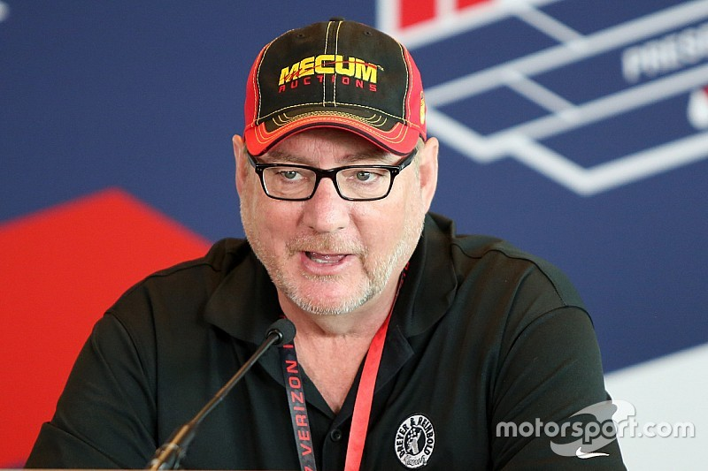 Reinbold hints at potential full-time IndyCar return