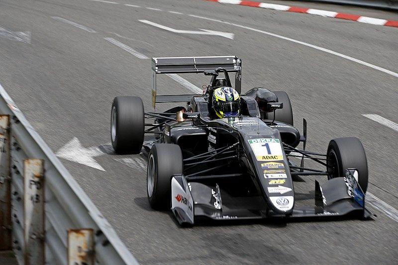 Joel Eriksson resiste a Lando Norris e si prende la prima gara di Pau