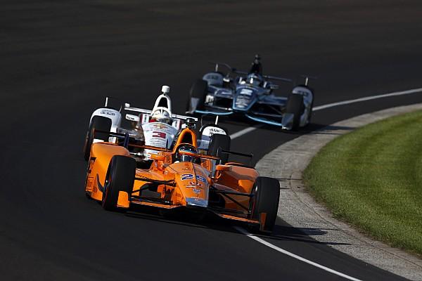 Indy 500 2017: Alonso vor den