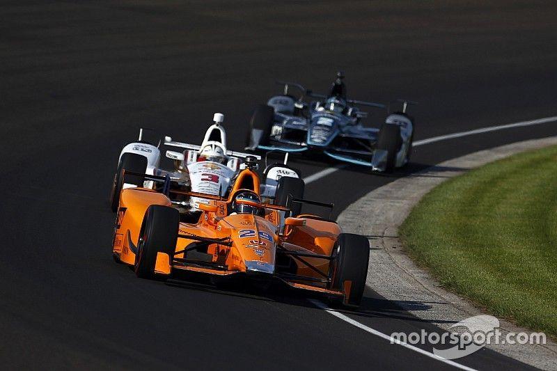 Alonso brilló en la cuarta jornada (4º) y Servià fue 8º