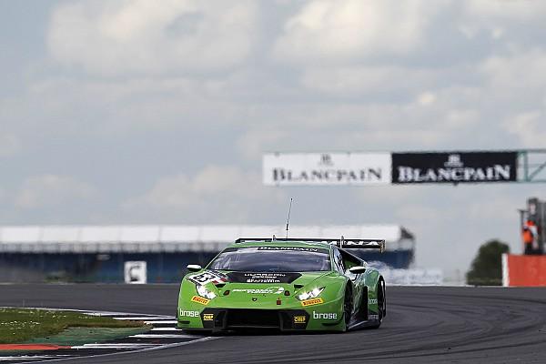 Blancpain Endurance Silverstone: Opnieuw overwinning voor Lamborghini