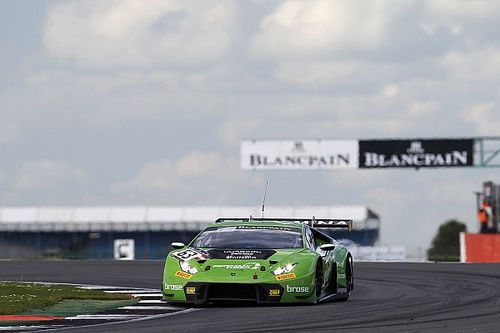 Lamborghini takes second straight win by 0.3s