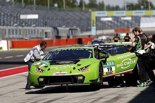 GT-Masters am Lausitzring: Lamborghini bestimmt 2. Qualifying