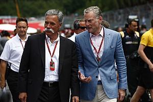 F1 2018 sezonu için online yayın yapmayı planlıyor