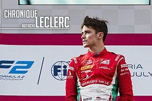 Chronique Leclerc - Une victoire, un abandon et un titre plus jouable