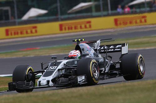 F1 in Singapur 2017: Antonio Giovinazzi fährt Freies Training für Haas