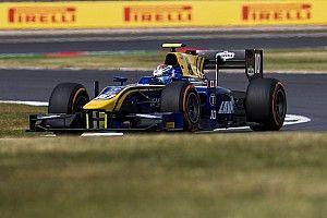 فورمولا 2: لاتيفي يفوز بالسباق الثاني في سيلفرستون
