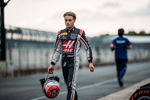 Piloto de desenvolvimento da Haas, Ferrucci sobe para F2
