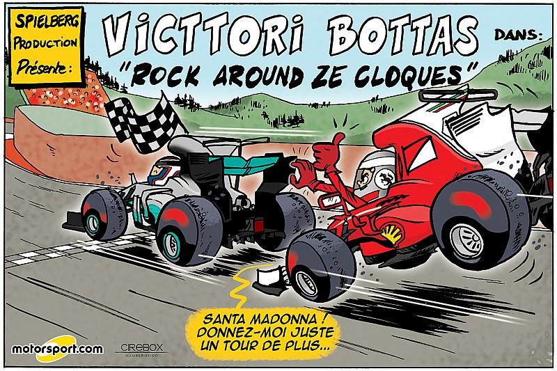 Cirebox revient sur le Grand Prix d'Autriche !