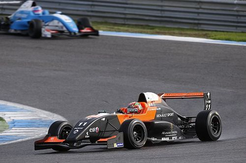 Estoril Eurocup: Fenestraz wins final race of the season