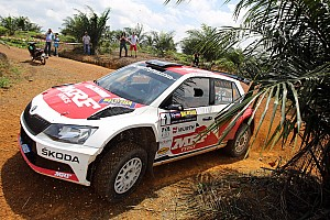 Other rally Leg report Malaysia APRC: Gill becomes two-time champion with Johor win