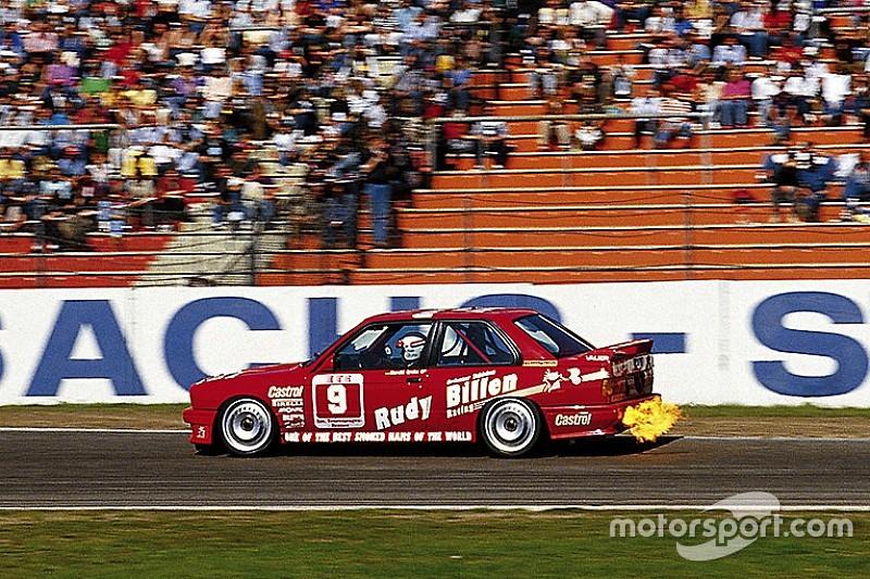 DTM-Klassiker Hockenheim: Wie Harald Grohs die BMW-Junioren vorführte