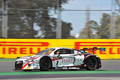 Emery undergoes surgery following Aus GT crash