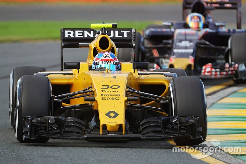 A solid debut for Renault at Albert Park