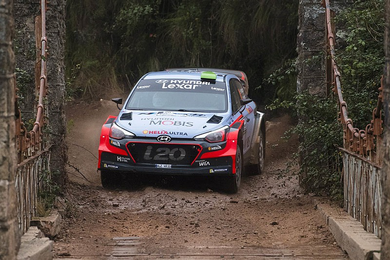 Hyundai Motorsport pushes for podium in Portugal with four-car entry