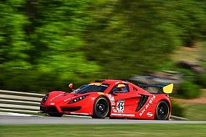 Buford inherits win in crazy GTS race at Lime Rock