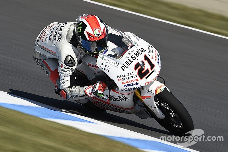 """Exhausted Bagnaia """"hoped for much more"""" from Motegi"""