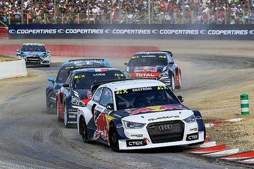 France WRX: Ekstrom ends Day 1 on top