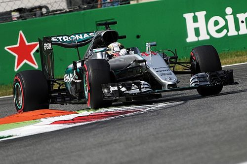 Lack of running on mediums no handicap for Hamilton - Wolff