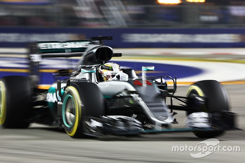 Motorsport Debrief: Mercedes accepts potential for Singapore slog
