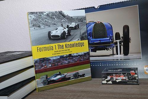 Formula 1 The Knowledge - La nouvelle bible des statistiques!