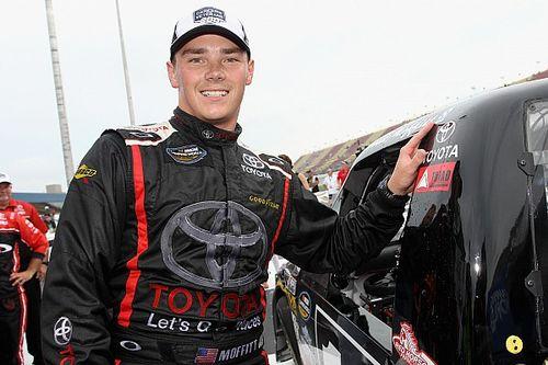Brett Moffitt joins Hattori Racing for 2018 NASCAR Truck season
